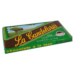 Chocolate by the cup LA CANDELARIA 200g