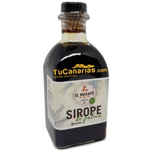 Palmen honig El Masape Natürliche 395g. (250 ml)