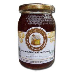 Kanarischen Artisan Natürlicher Honig 500 g