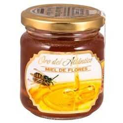 Natural Flowers Honey Oro Atlantico 250 g