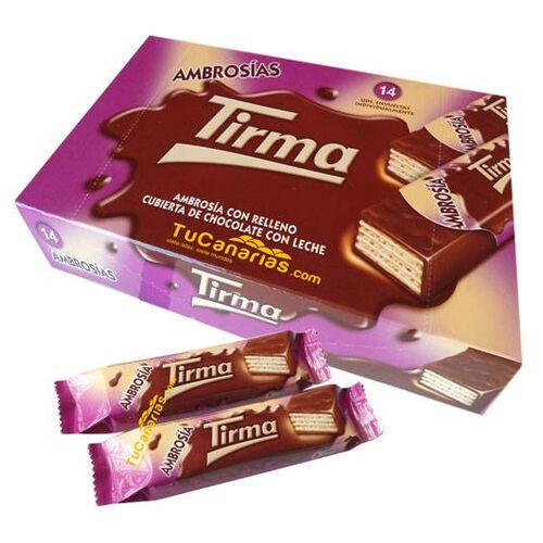 Tirma Ambrosia Chocolate 14 units