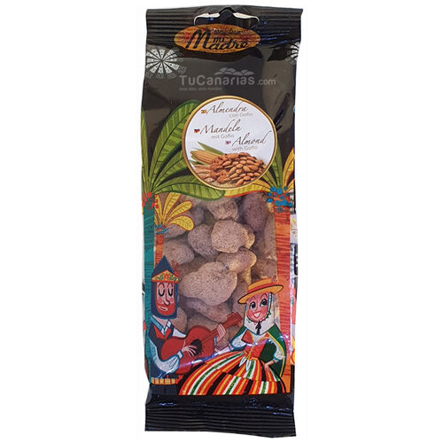 Almonds with Gofio Oro del Atlantico 150 g