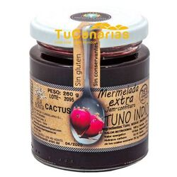 Red Cactus Indian Extra Jam Isla Bonita Natural 260g