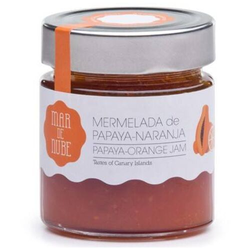 Marmelade Handwerker Mar de Nube Papaya Orange 275g
