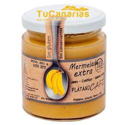 Banane Extra Marmelade Kanarische Isla Bonita Natur 260g