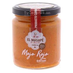 Mojo Red Sauce Artisan El Masape 220g. Gomera