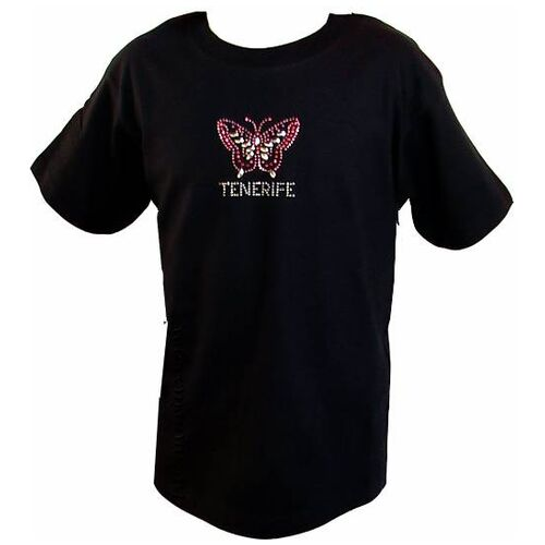 T-Shirt Butterfly Canary Islands