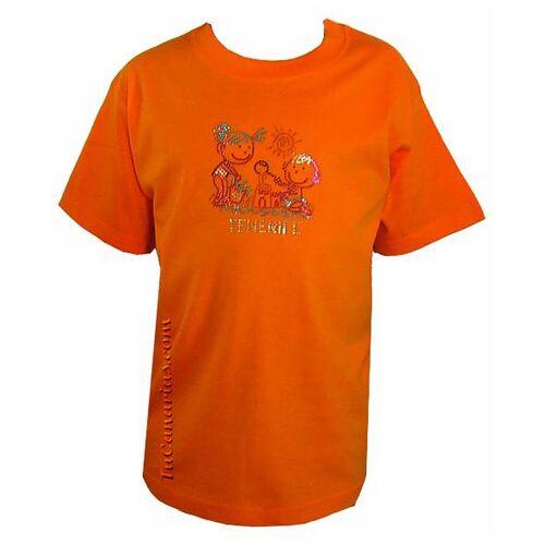 Camiseta Niños Playa