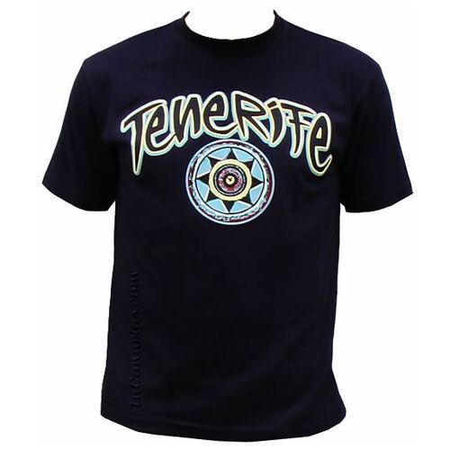 Camiseta Tenerife Sol Guanche