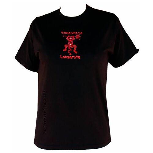 Camiseta Diablillo Timanfaya