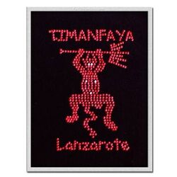 Diablillo of Timanfaya T-Shirt