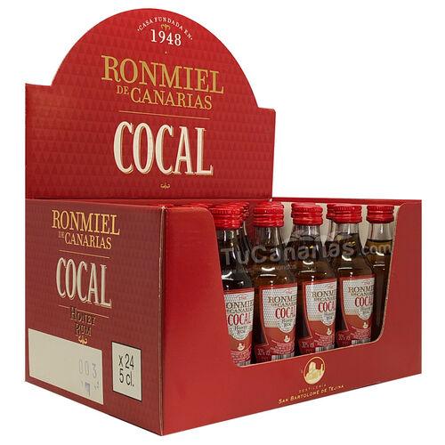 Honig Rum Cocal Miniatur - Kostenloses Personalisierung - Hochzeiten