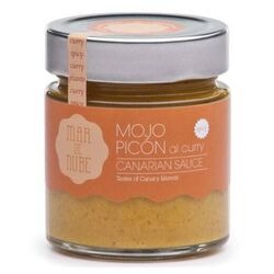 Mojo Picon Curry Sauce Mar de Nube Spicy 275 g