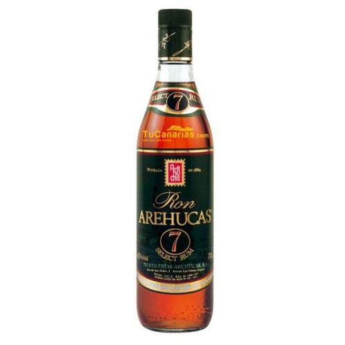 Arehucas Rum 7 Years