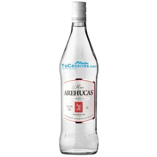 Arehucas Rum White 1 Liter