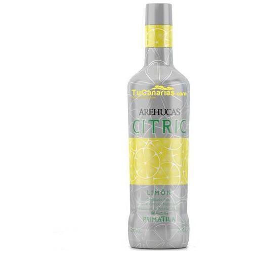 Likor Arehucas Citric Zitronen