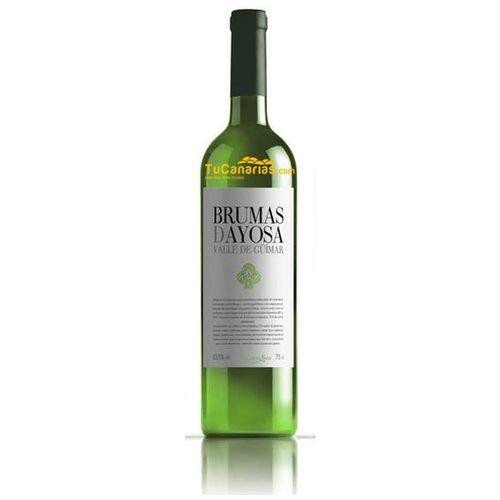 Brumas de Ayosa trockener Weißwein