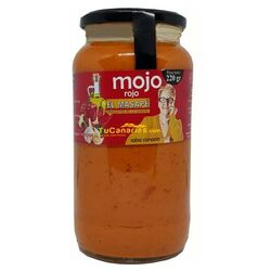 Mojo Red Sauce Artisan El Masape 1 kg. Gomera