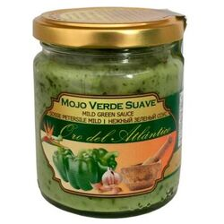 Mojo Green Mild Sauce Oro Atlantico 250 ml