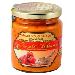 Mojo Red Mild Sauce Oro Atlantico 250 ml