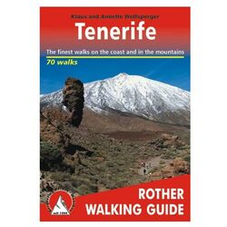 Tenerife. Guia Excursionista Rother