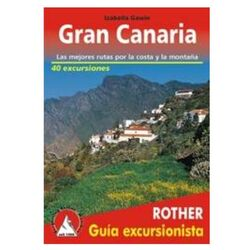 Gran Canaria. Guia Excursionista Rother