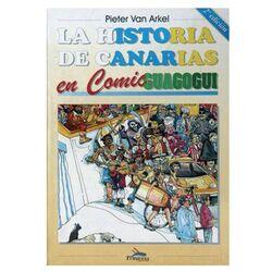 Comic-Geschichte der Kanarischen Inseln