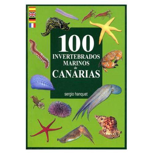100 Canary Island Marine Wirbellose