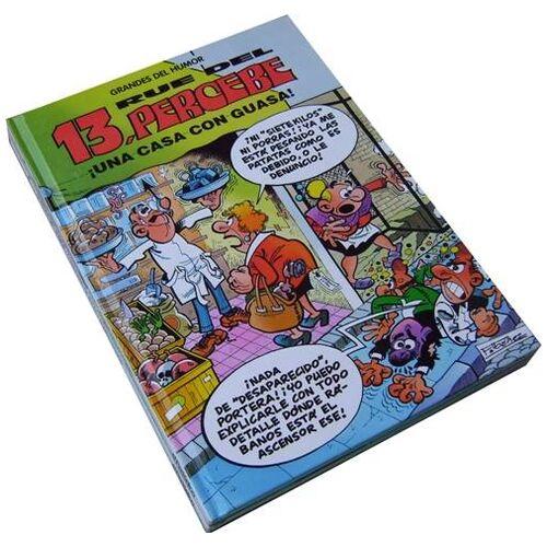 Comic 13 Rue del Percebe - Casa Guasa