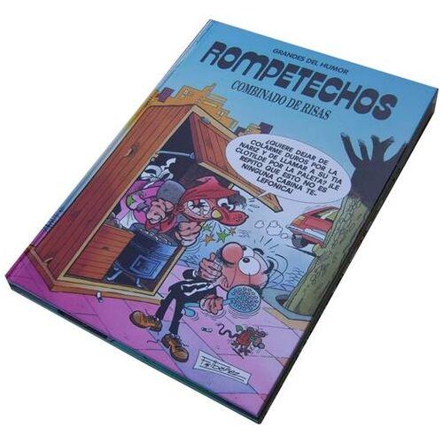 Comic Rompetechos - Combinado Risas
