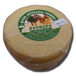Gomera Artisan Guarapo Käse Medium 1000 gr.