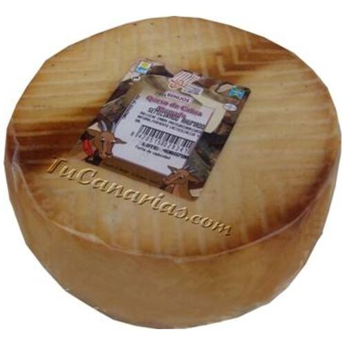 Benijos Cheese Medium Ripened Smoked 1,2 Kg - 2011 World Gold