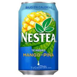 Nestea Mango Pinneaple - Exclusive Canarian Flavour - 33 cl