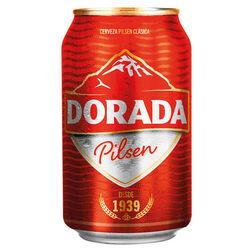 Cerveza Dorada Pilsen 33 cl