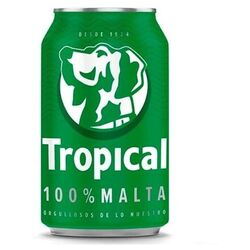 Tropical Beer 33 cl 1 und.