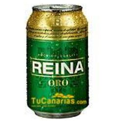 Reina Beer Oro 33 cl