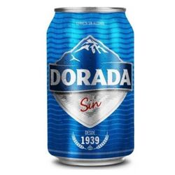 Dorada Beer Alcohol Free 33 cl
