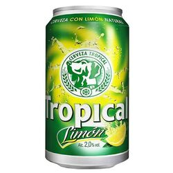 Tropical Beer Lemon33 cl 1 und.