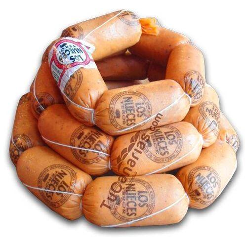 Milde Wurst Chorizo Teror Los Nueces 2 Kg