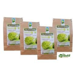200g. Canary Islands Soursop Leaves. 100% Organic - 4x3