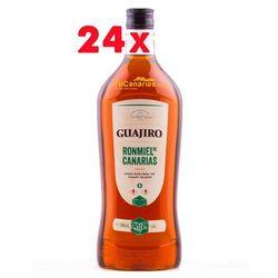 24 botlles Guajiro Honig Rum 30% 1 Liter