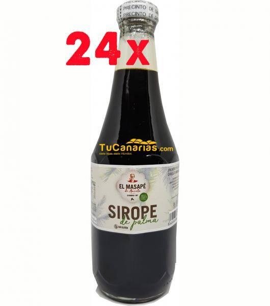 24 flaschen Palmenhonig Gomera Natürliche 790 g. (500 ml)