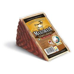 Maxorata Cheese Medium Ripened Red 300 g. Super Gold World
