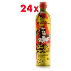 24 botellas Ron Caramelo Aguere Artesano