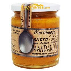 Mermelada Extra Mandarina Isla Bonita Natural 260g
