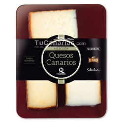 Canary Cheeses Selection Maxorata Tofio Selectum