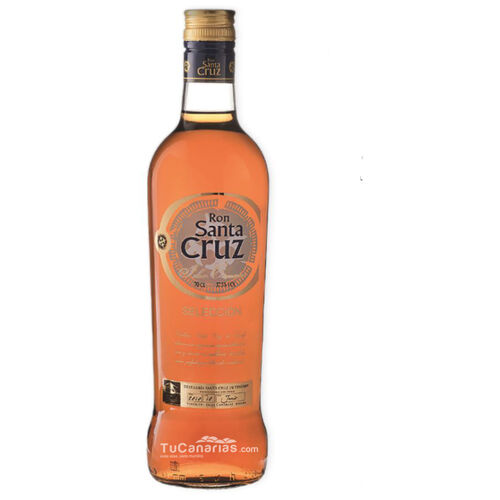 Santa Cruz Seleccion Gold Rum