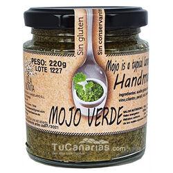Green Mojo Isla Bonita Mild Sauce 220g