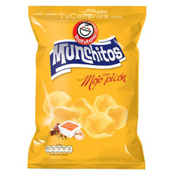 Munchitos Patatoes Mojo Picon
