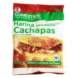 Harina Comeztier Cachapas